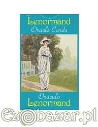 Lenormand Oracle Cards - Lenormand Karty Wyroczni