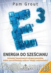 Energia do sześcianu, Pam Grout